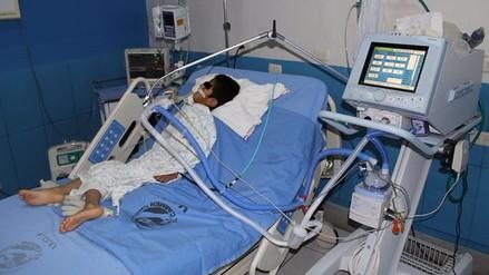Huancayo: menor sufre extraña enfermedad que no le permite moverse