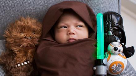 Mark Zuckerberg comparte tierna foto de su pequeña Jedi