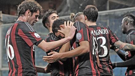 Milan y Lazio avanzan a los cuartos de la Copa de Italia 2015-16 (VIDEO)