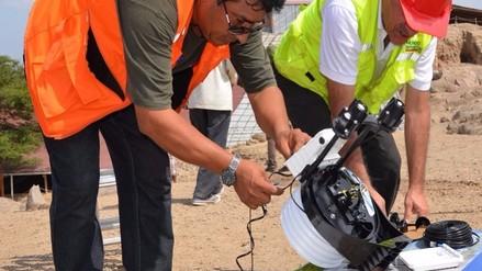 Tecnología de punta para monitorear clima de los sitios arqueológicos lambayecanos
