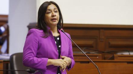 ¿Nacionalismo insistirá en boicotear postulación de Marisol Espinoza?