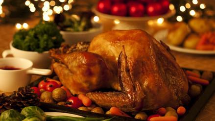 El secreto para no subir de peso con la cena de Navidad