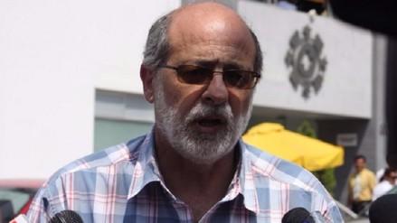 Daniel Urresti propone a Abugattás como vicepresidente de su plancha