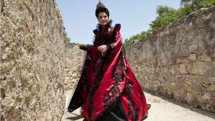 Salma Hayek promociona su última película