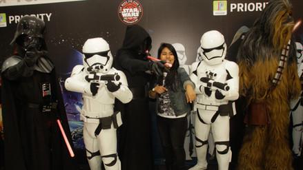 Star Wars: The Force Awakens bate récord de recaudación