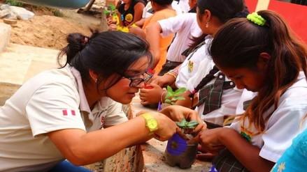 SERNANP capacitó a 285 escolares en temas de educación ambiental