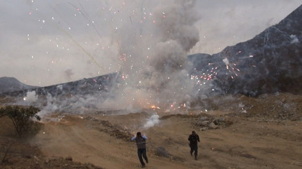 Exhortan a funcionarios a no autorizar ferias de pirotécnicos por Navidad