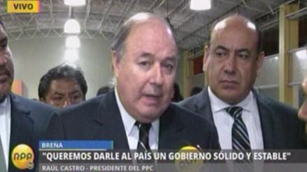 Raúl Castro a Heredia: Descalificar no es la forma inteligente de hacer patria
