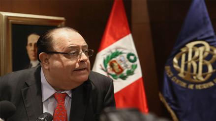 BCR redujo estimado de crecimiento de Perú para este año de 3,1% a 2,9%