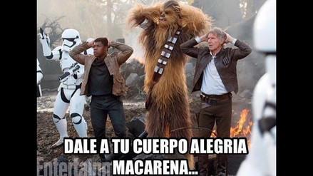 Star Wars: los memes tras el estreno mundial de 'The Force Awakens'