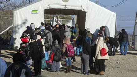 Refugiados llegados a Europa en 2015 superarán el millón