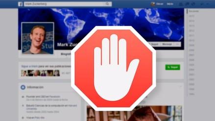 Extensión web atenta contra el modelo de negocio de Facebook
