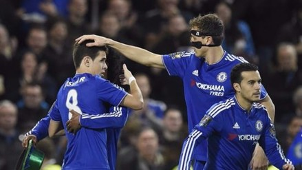 Chelsea, sin José Mourinho, venció por 3-1 a Sunderland en la Premier League (VIDEO)