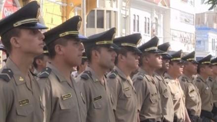 Intensifican operativos policiales ante proximidad de fiestas