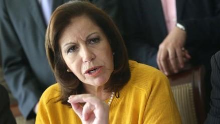 """Lourdes Flores sobre alianza con Alan García: """"Nadie puede gobernar solo"""""""