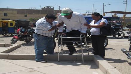 Lambayeque: solicitan mejorar accesibilidad para personas con discapacidad