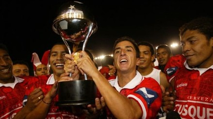Cianciano: un día como hoy venció a River Plate y ganó la Copa Sudamericana