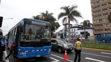 Habilitan nuevo servicio de transporte público entre La Molina y San Isidro