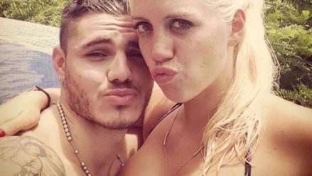 Instagram: esposa de Mauro Icardi alborotó cena navideña en el Inter de Milán