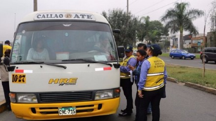 MML retiró 150 unidades de transporte público de Orión en corredor Javier Prado