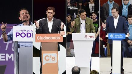 España: conoce a los protagonistas de las elecciones generales