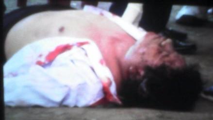 Comerciante fue asesinado de dos tiros en Monsefú