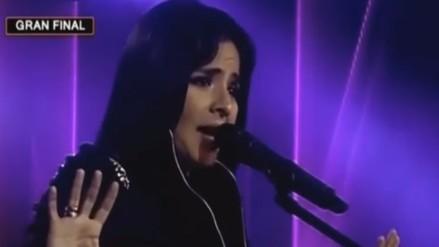Yo Soy: imitadora de Alejandra Gúzman se llevó la copa