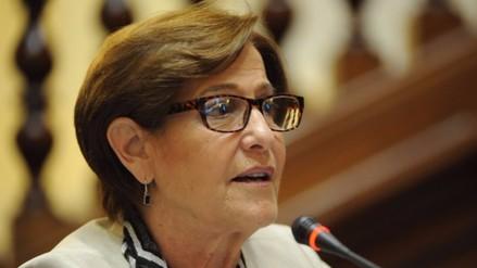 Villarán: decidí postular porque no quiero que gane Keiko Fujimori