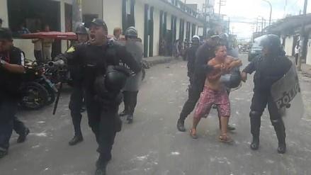 Enfrentamientos en UNAP dejan tres detenidos