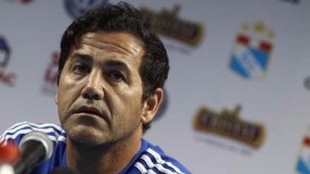 Sporting Cristal: Daniel Ahmed le auguró un buen futuro a Soso con los rimenses