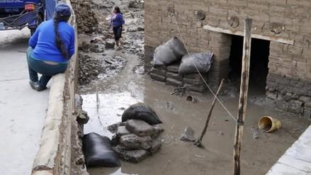 Otuzco: una vivienda destruida y varias inundadas tras torrencial lluvia