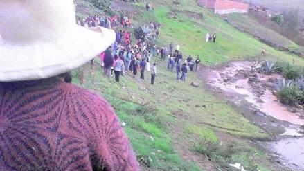 El Niño: anciana muere al ser arrastrada por torrencial lluvia en Otuzco
