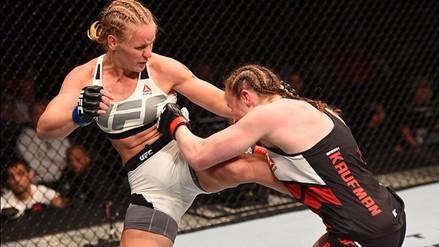 UFC: Valentina Shevchenko recibió impresionante cifra en debut (VIDEO)
