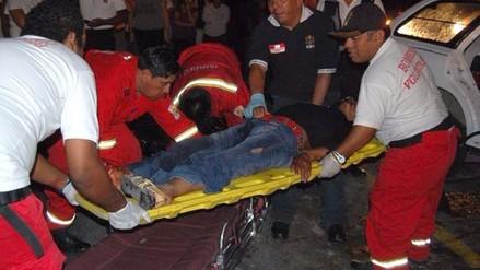 Suboficial muere al estrellar su moto contra cerco perimétrico