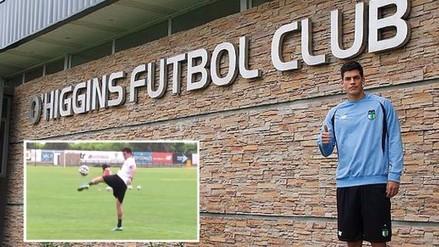 Youtube: Iván Bulos cumplió su primer entrenamiento con O'Higgins  de Chile