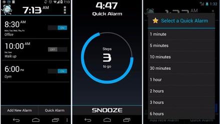 Despertador te obliga a caminar para apagar la alarma