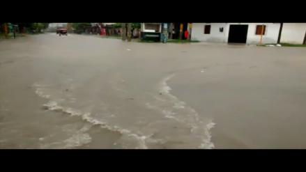 Loreto: fuertes lluvias inundan Iquitos por días consecutivos