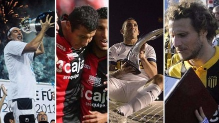 Corinthians, Boca Juniors y todos los campeones del fútbol sudamericano [FOTOS]