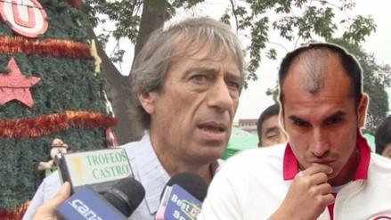 Universitario de Deportes: Germán Leguía descartó vuelta de Rainer Torres