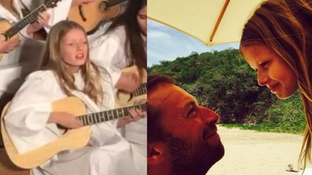 Hija de Gywneth Paltrow sigue los pasos de su padre Chris Martin