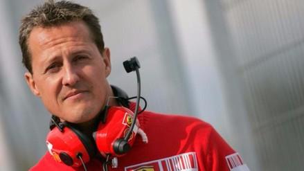 Michael Schumacher: agente del piloto desmiente que camine otra vez