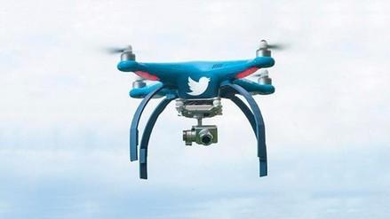 Twitter: Drones podrían ser controlados mediante tuits