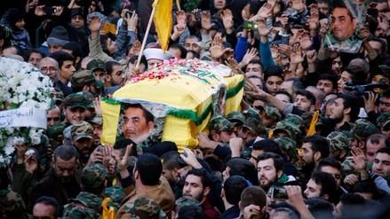 Israel mata a uno de los líderes de Hezbollah