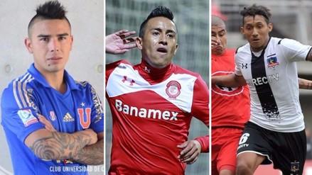 Copa Libertadores: los peruanos que militan en el exterior que jugaran el certamen 2016