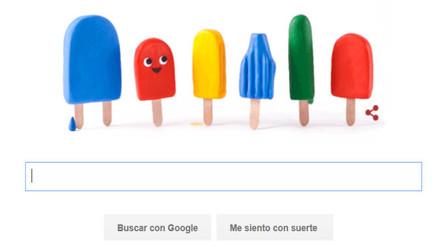 Google da la bienvenida al verano con un doodle animado