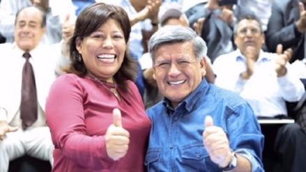 Exnacionalista Natalie Condori integrará equipo de César Acuña para elecciones 2016