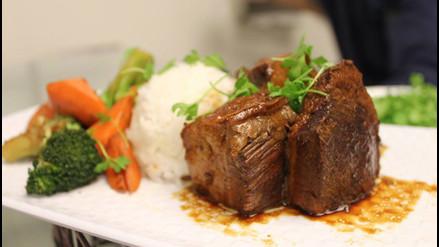 Mira el menú de la cafetería de Dropbox donde los empleados comen gratis