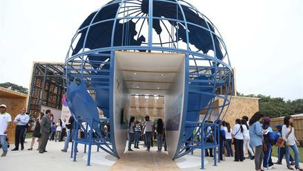 Lima abre el primer parque dedicado al cambio climático de Sudamérica