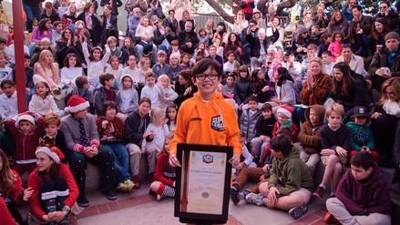 Niño de 10 años es el primer campeón de Minecraft