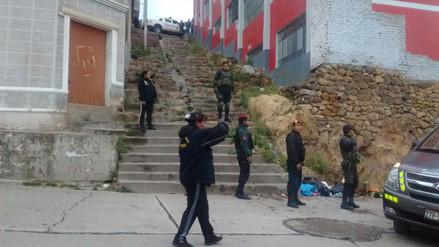 Hallan dos granadas cerca de tres colegios